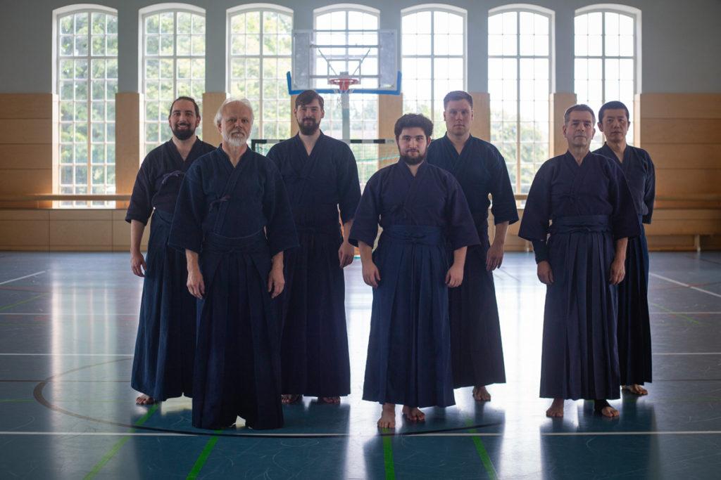 Ken-Dojo Kiel Team Mitglieder