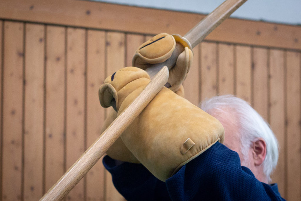 Kenjutsu Rüstung Kiel Verein